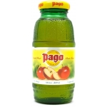Сок ПАГО PAGO Apple juice Яблочный сок 0.2 л.