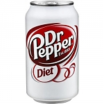 Доктор Пеппер Dr Pepper Diet 0.33л