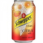 Schweppes Citrus Mix 330мл ж/б