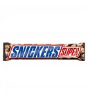 Батончик шоколадный Сникерс Супер Snickers super 95 грамм