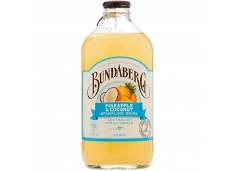 Напиток «Bundaberg» Pinapple & Coconut - Ананас и Кокос, 0.375л, стекло