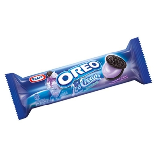 Печенье Oreo Blueberry Ice cream 137 гр, 24 шт/уп