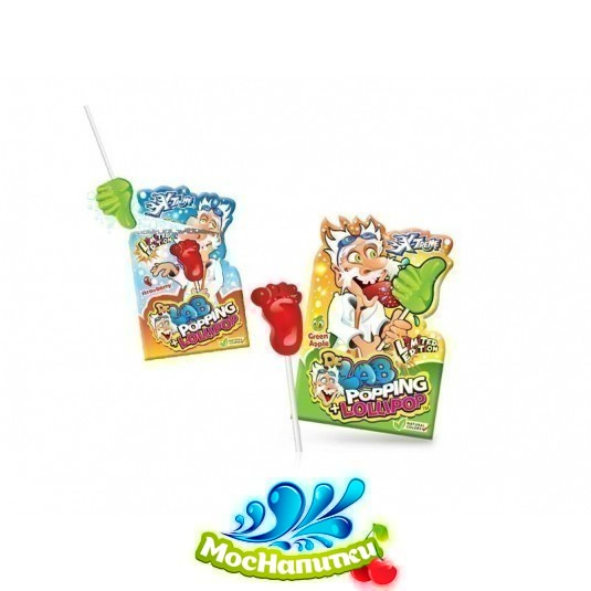 Johny Bee Dr Lab Popping+Lollipop 13 г