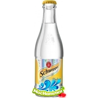 Schweppes Indian Tonic 0.250 л стекло