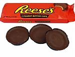 Hershey`s  конфеты Reese's peanut butter cups 51 гр