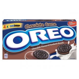 Impulse Печенье OREO Chocolate Cream Cookies 176гр.