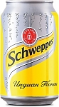 Schweppes Indian Tonic 0.33 л банка