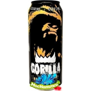 Напиток Gorilla Energy Drink Оранж 500мл