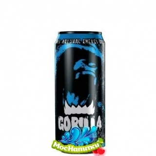 Напиток Gorilla Energy Drink Минт 500мл