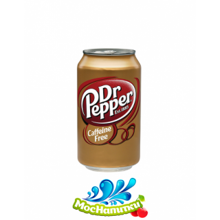Dr. Pepper Coffeine Free (Доктор Пеппер без кофеина) 0.355 ж