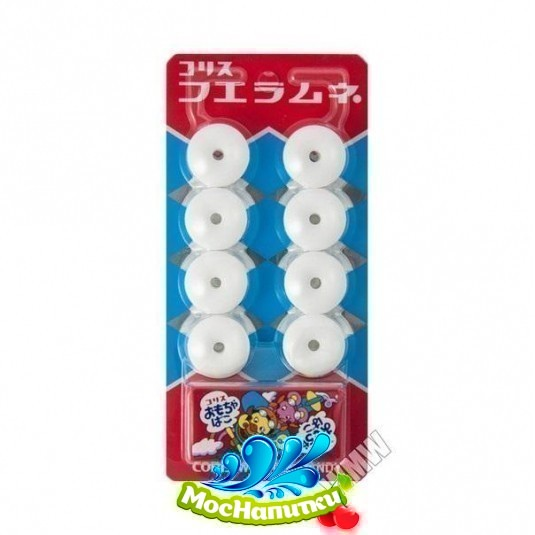 Жев. конф.CORIS Свистящая (Whistle Ramune Candy), 34гр