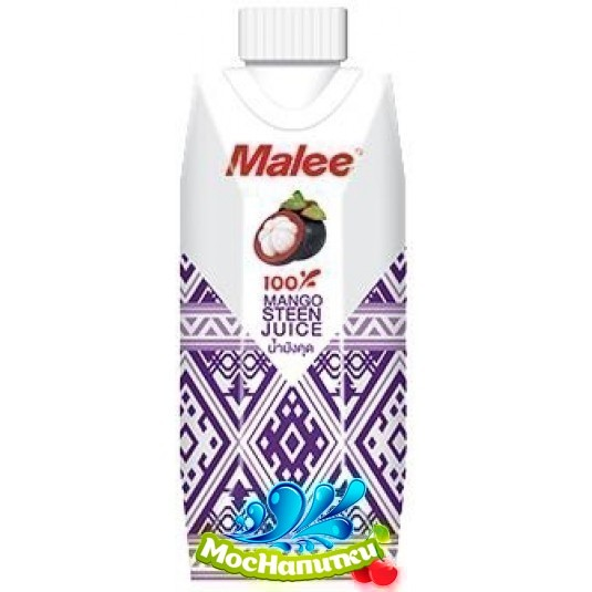 Malee Mangosteen Mixed Pomegranate and Red grape Juice 0.33 литра.